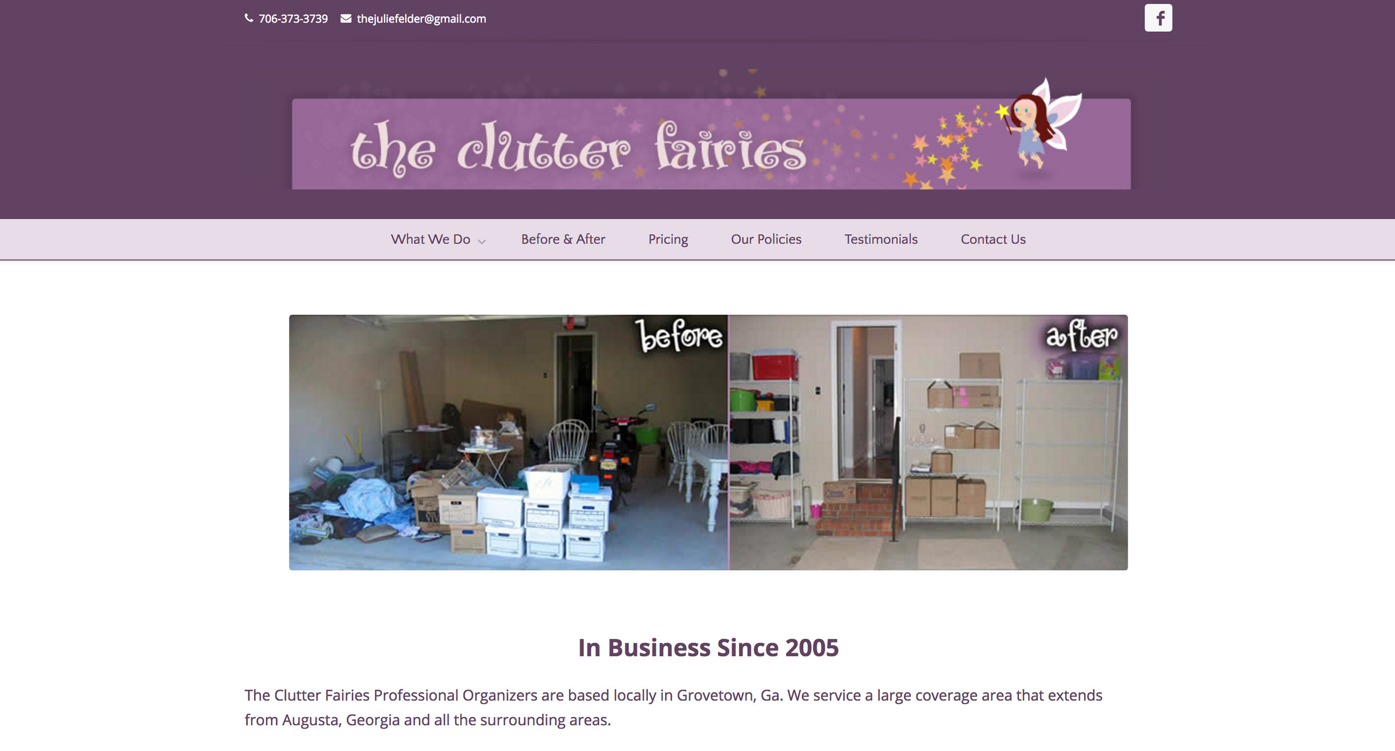 The Clutter Fairies