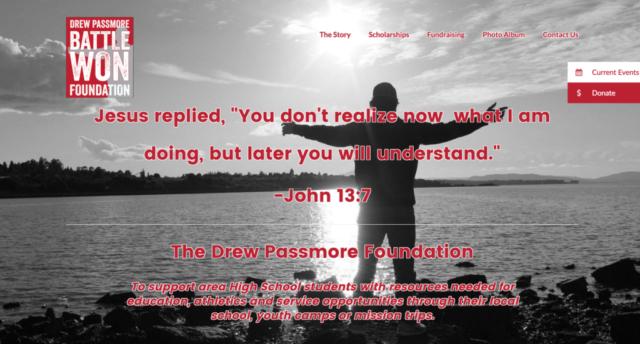 Drew Passmore Battlewon Foundation