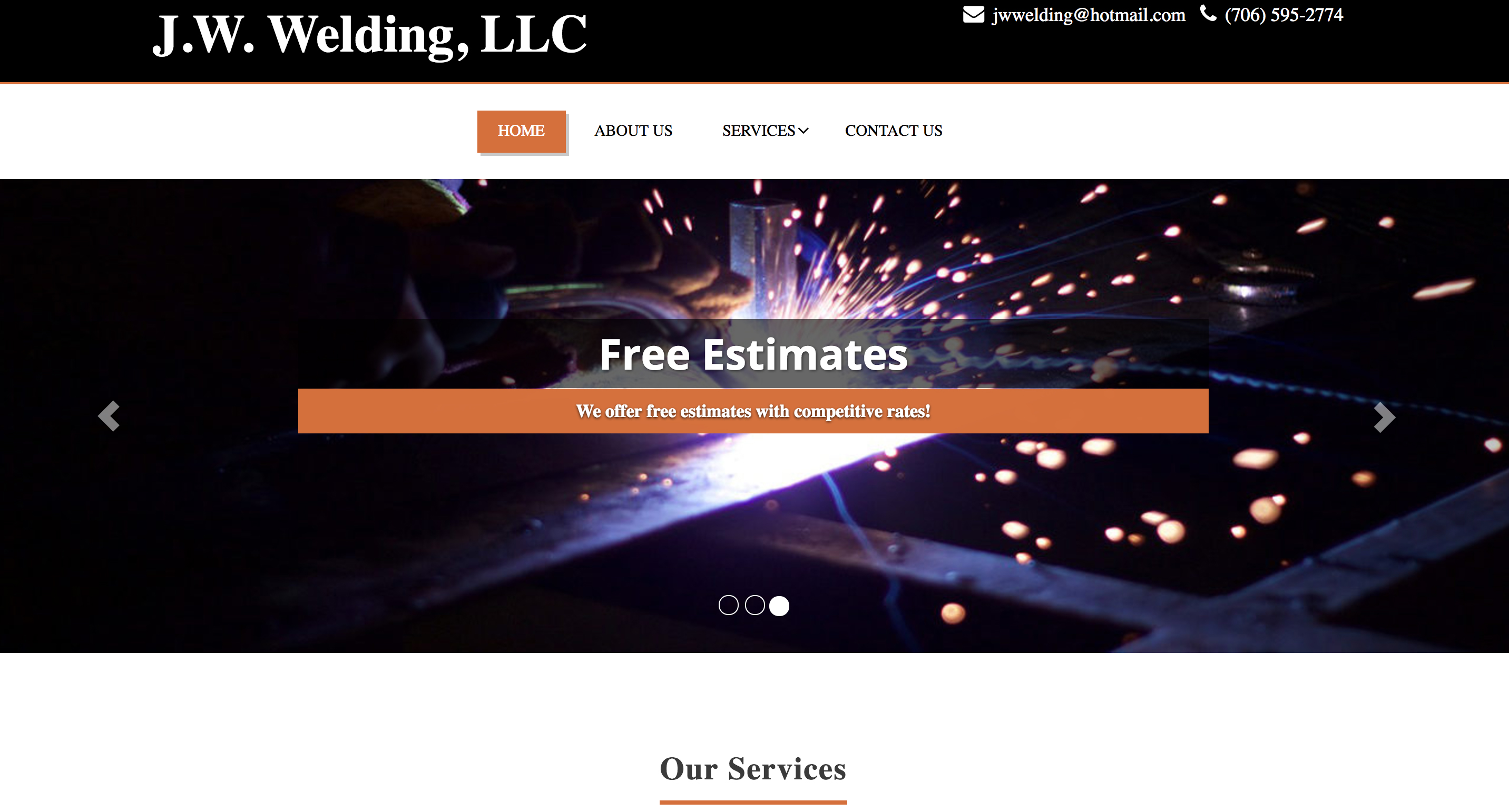 J.W. Welding, LLC